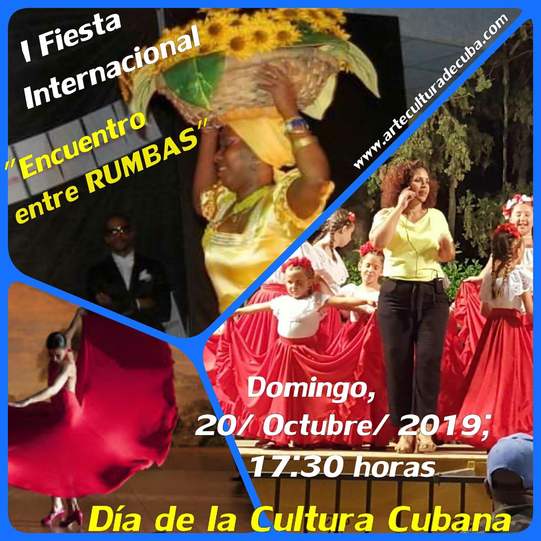 I FIESTA INTERNACIONAL DE RUMBAS