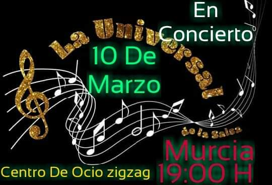 Orquesta LA UNIVERSAL DE LA SALSA