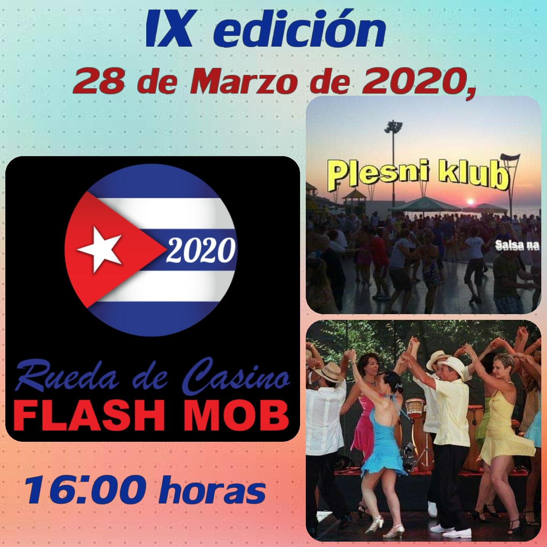 IX FLASHMOB DE RUEDA DE CASINO