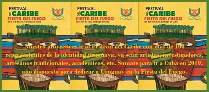 39no. FESTIVAL DEL CARIBE, O FIESTA DEL FUEGO