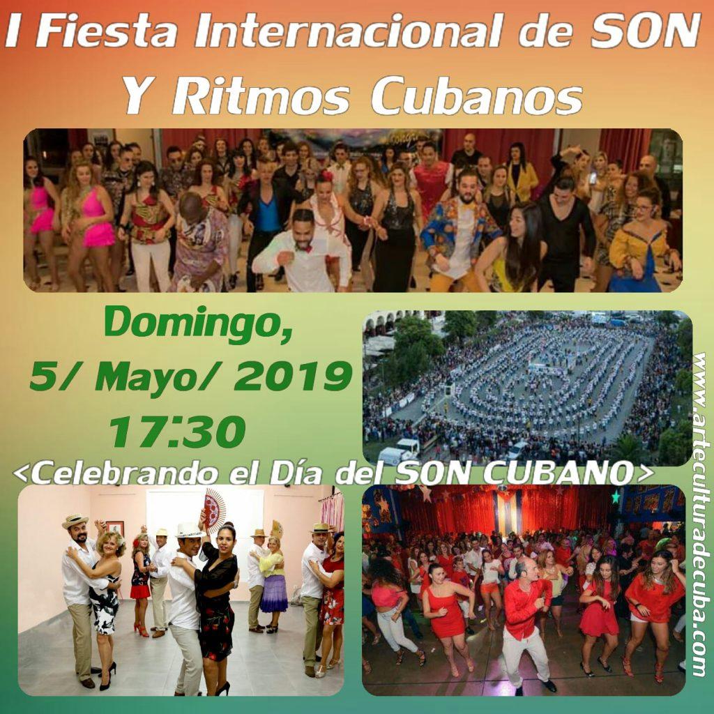 I FIESTA INTERNACIONAL DE SON Y RITMOS CUBANOS